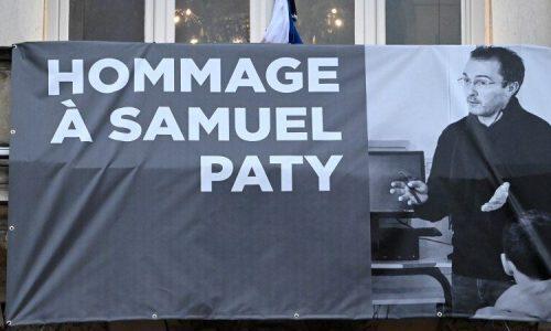 Vendredi 15 octobre 2021 – Journée d'hommage à Samuel Paty